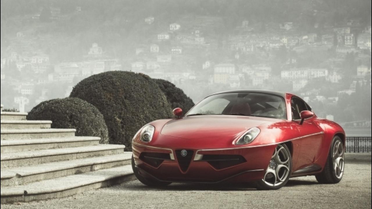 [Copertina] - Carrozzeria Touring, da 90 anni simbolo dell'auto italiana