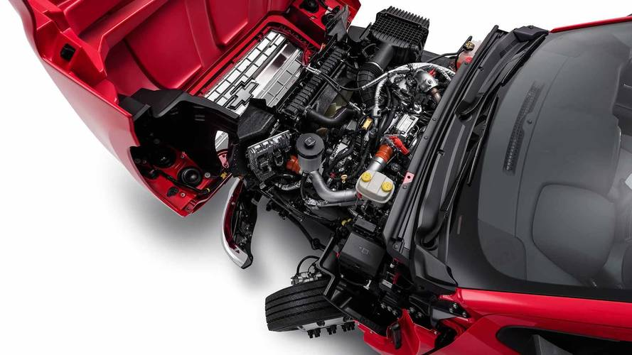 GM Reportedly Developing New V8 Displacing Well Over 8.0 Liters