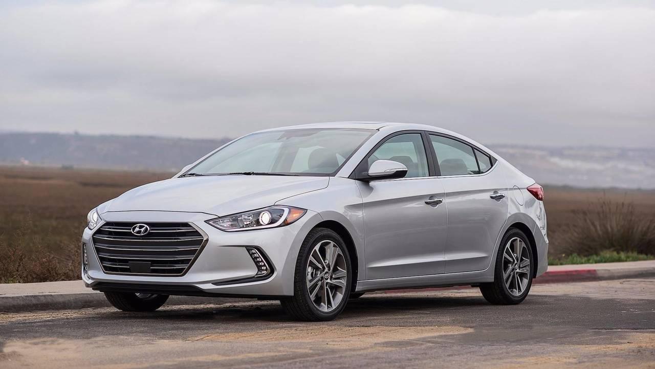 20. Hyundai Elantra: 198,210 Units