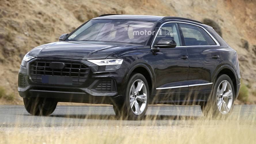 2019 Audi Q8: This Is (Most Of) It
