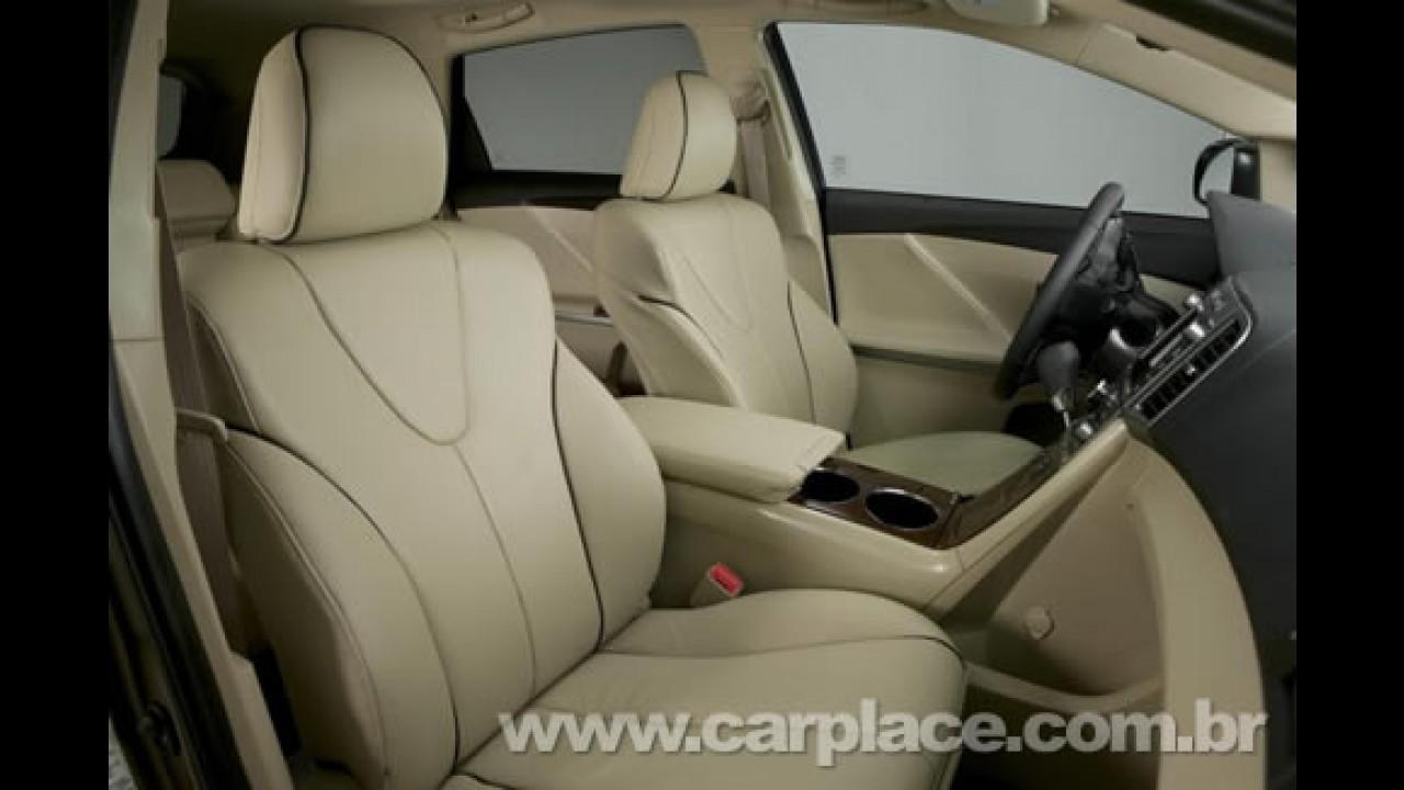 Salão de Detroit 2008: Toyota apresenta SUV de luxo Venza