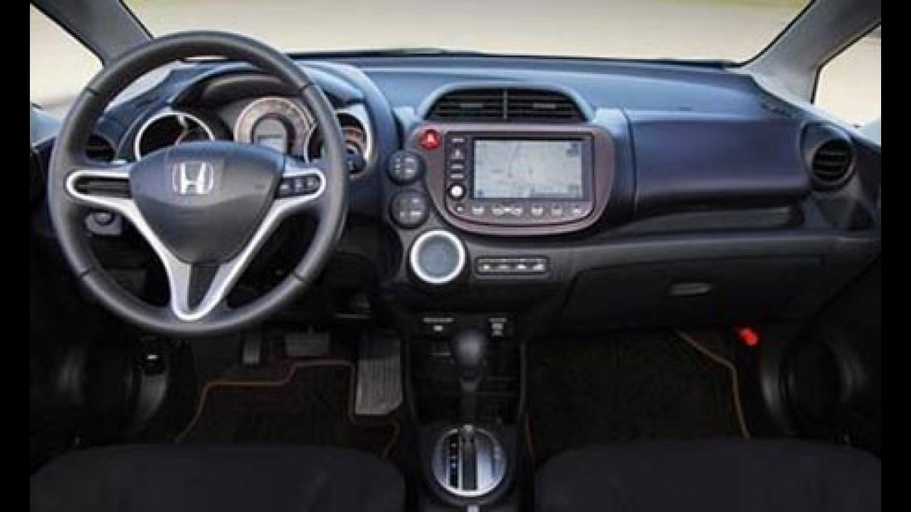 Conheça o Novo Honda FIT 2009 - Veja Fotos