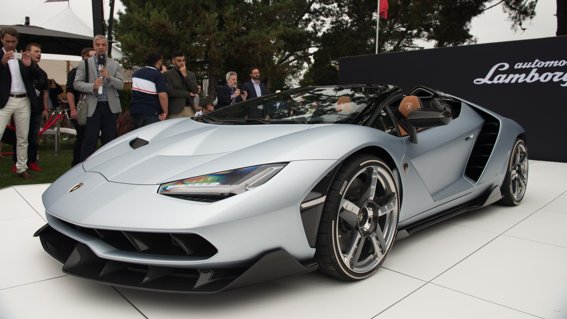 Lamborghini Has Issued A Recall On Its Ultra Rare Centenario