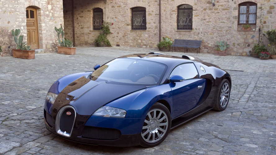 Bugatti introduces money-saving service plan for Veyron owners