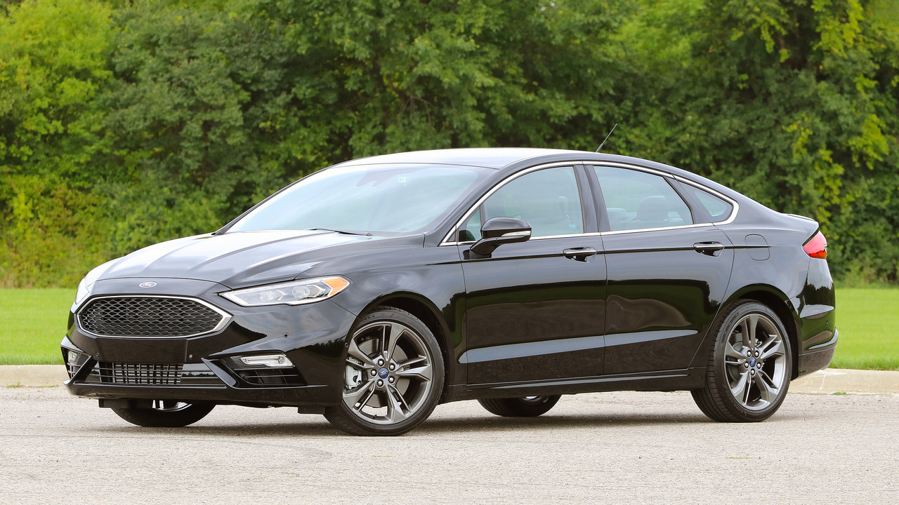 10 Most Powerful Sedans Under $40,000