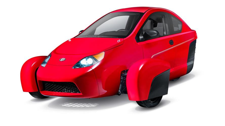 Elio-Dreirad soll Motor von Roush erhalten