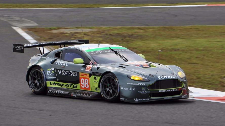 Aston Martin confirme une présence à long terme en Championnat du Monde d'Endurance