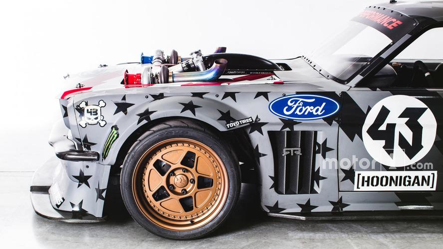 Ford Mustang Hoonicorn V2 Ken Block