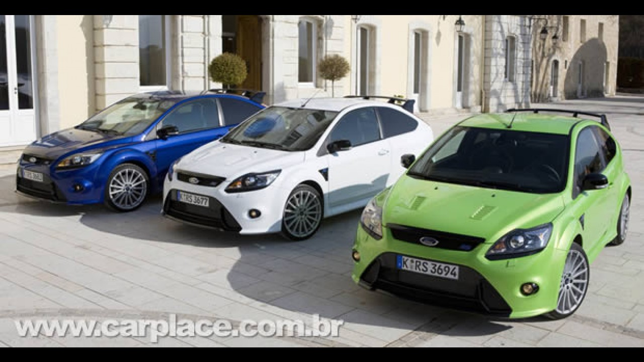 Na Alemanha: Ford aumenta produção do Focus RS
