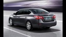 Novo Sentra: Nissan Sylphy começa a ser vendido na China