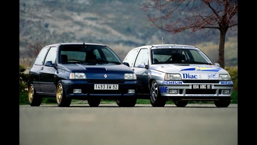 Renault poderá lançar Clio Williams do século XXI
