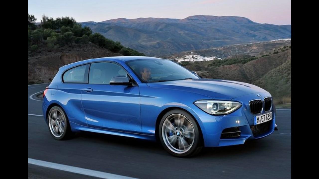 Vídeo: BMW M135i XDrive