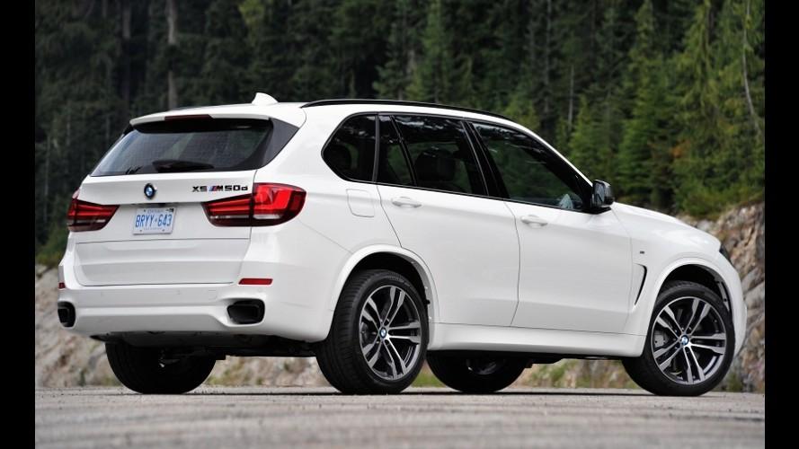 BMW X5 com motor diesel chega em duas versões por R$ 379.950 iniciais