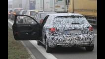 Flagra inexplicável revela o painel do Novo Audi A3
