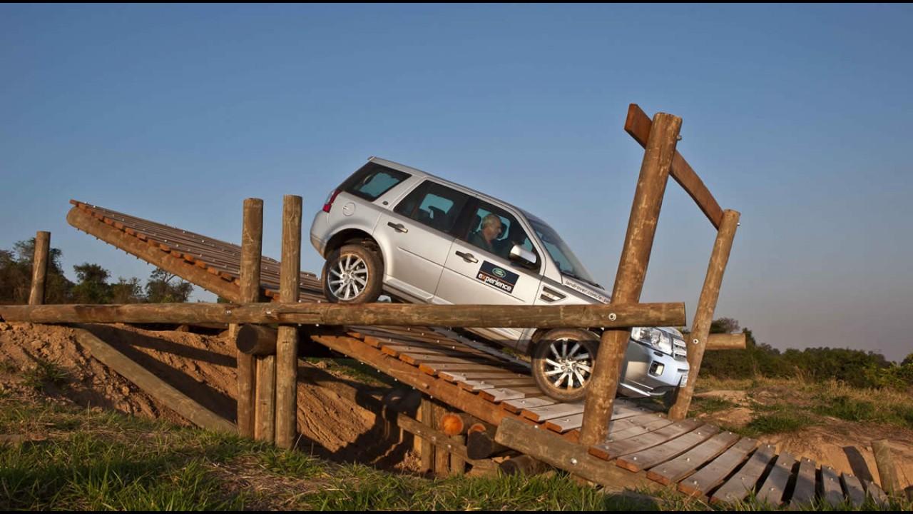 Land Rover inaugura pista de teste na região de Campinas