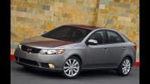 Kia fecha 2011 com quase 2,5 milhões de veículos vendidos