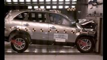 Kia Sorento 2014 alcança nota máxima em testes de colisão do NHTSA