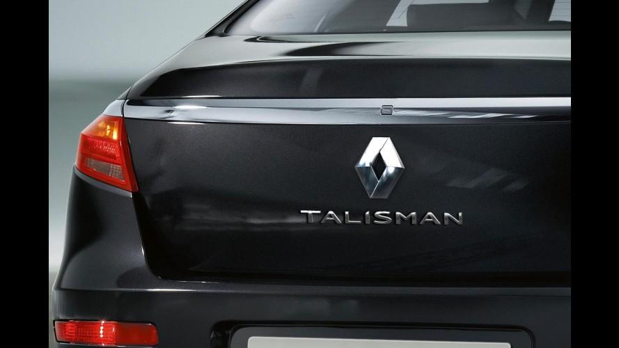 Samsung SM7 troca de logotipo e vira Renault Talisman