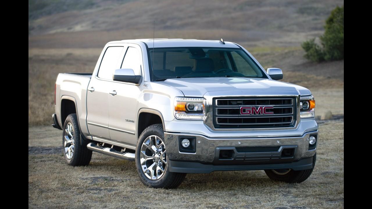 GM convoca 834 picapes nos EUA para reparar falha nos airbags