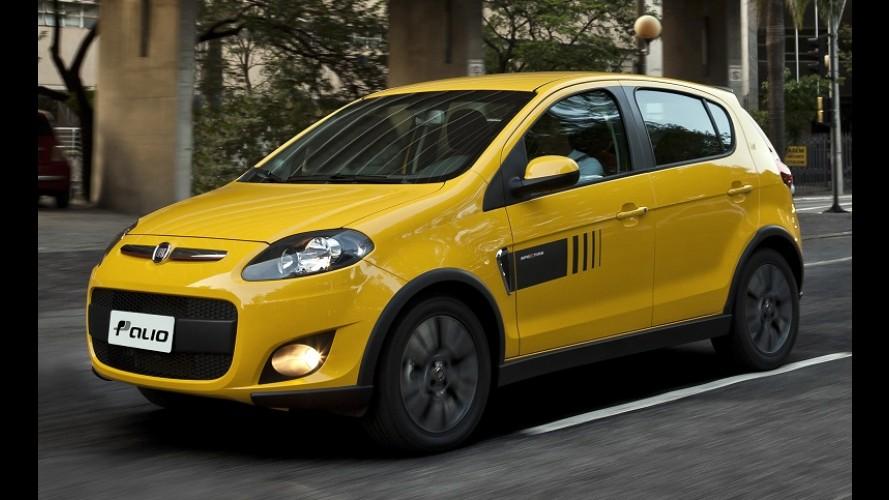 Fiat tira sarro da VW e diz que liderança do Palio foi um