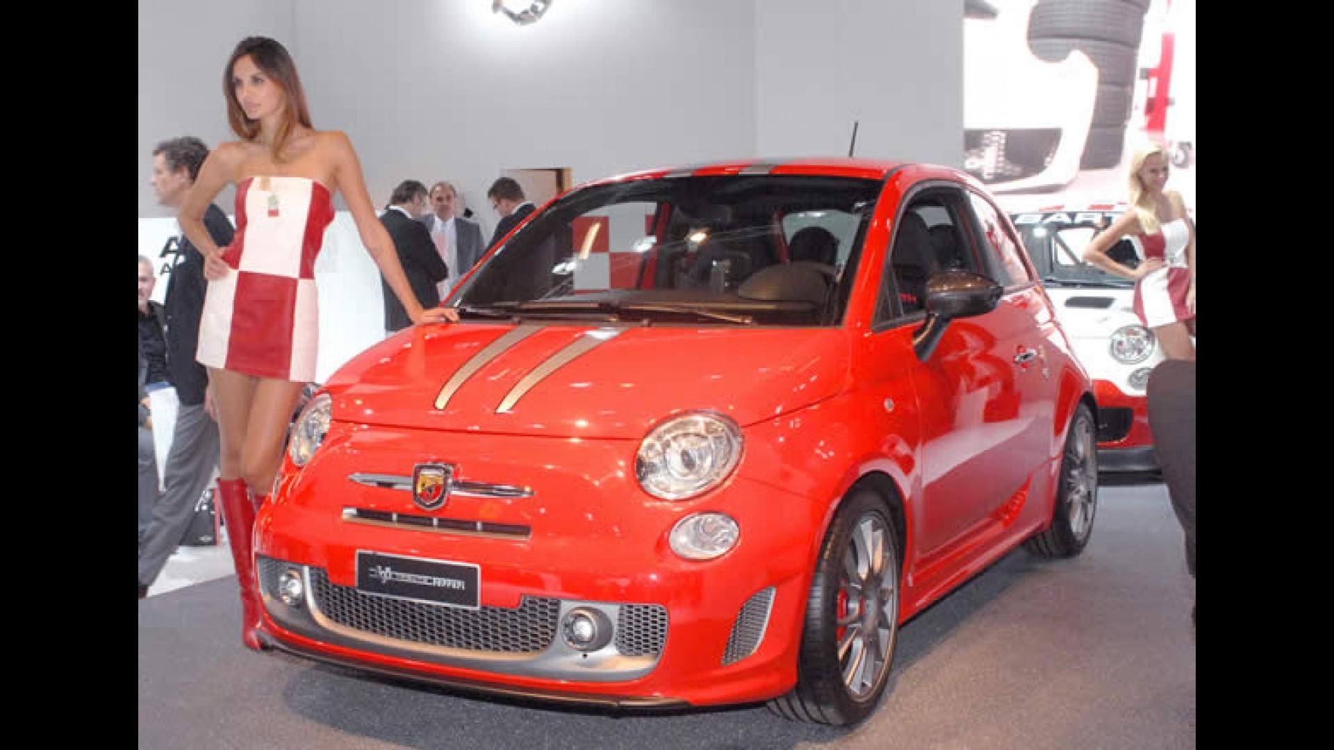 Fiat 500 Abarth 695 Tributo Ferrari Esportivo Custa R 83 Mil No Reino Unido