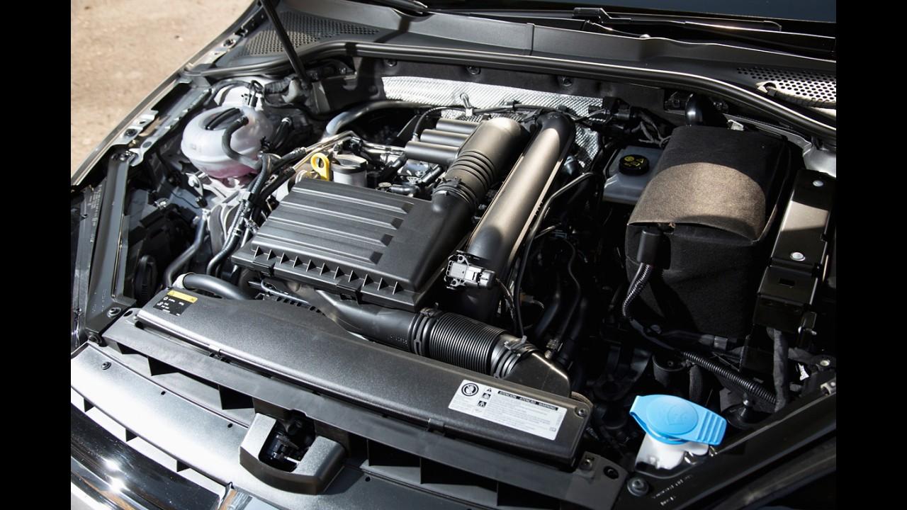 Downsizing: motor 1.4 TSI da Volkswagen é premiado pela nona vez consecutiva