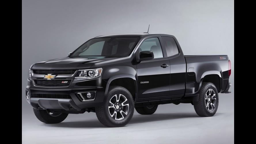 Chevrolet Colorado: picape pode ganhar versão aventureira nos EUA