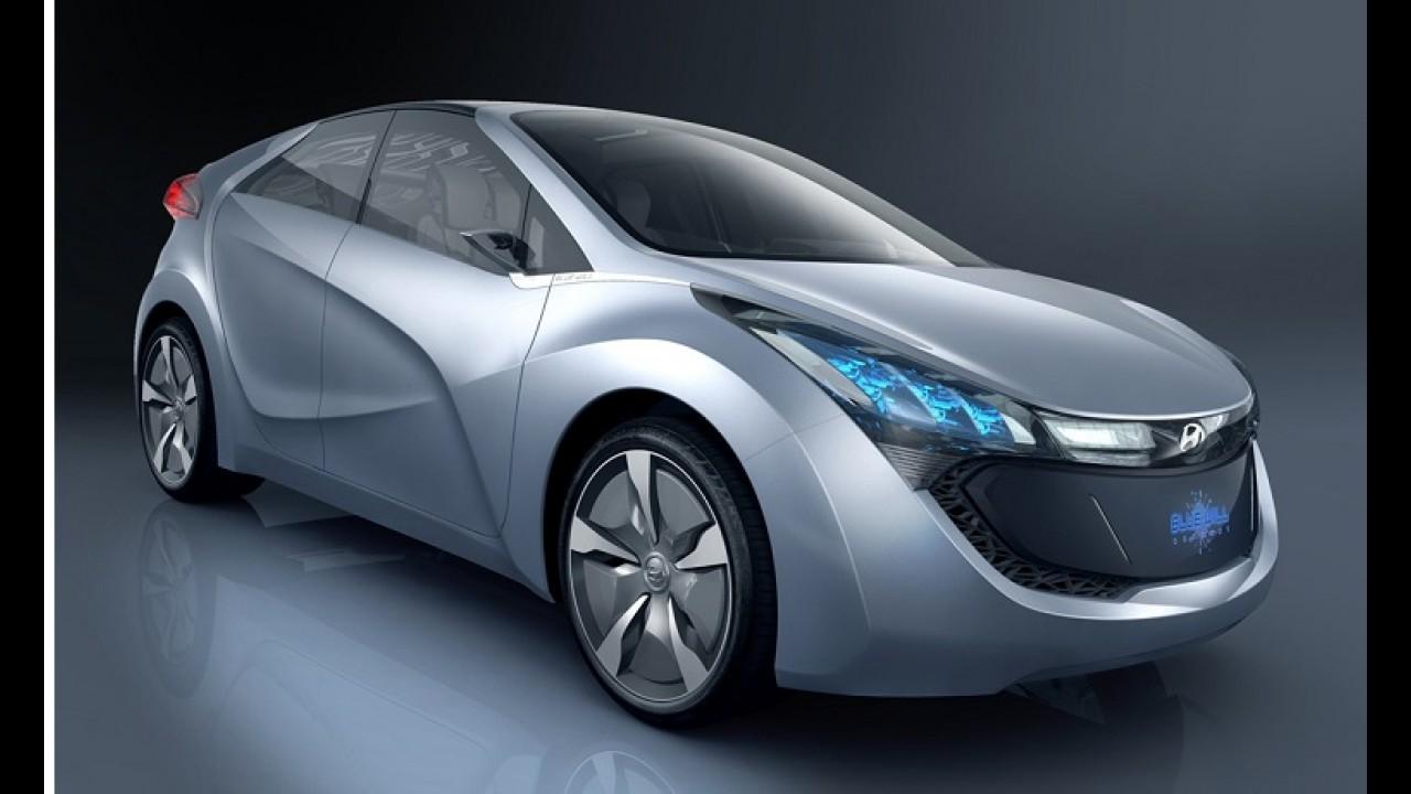 Hyundai planeja lançar modelo híbrido para brigar com Toyota Prius