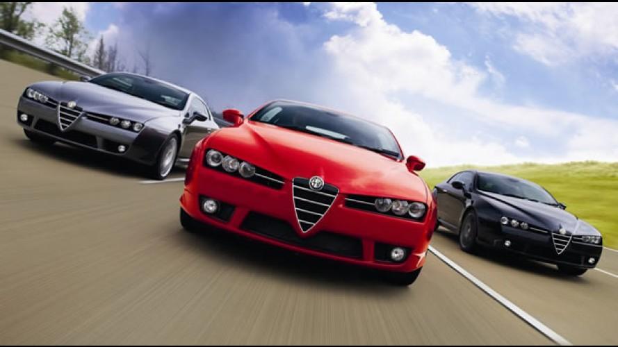 CEO da Fiat diz não à Volkswagen sobre Alfa Romeo... de novo