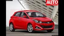 Coluna Alta Roda: Hyundai com mais força no Brasil - HB Sedan chega em 2013