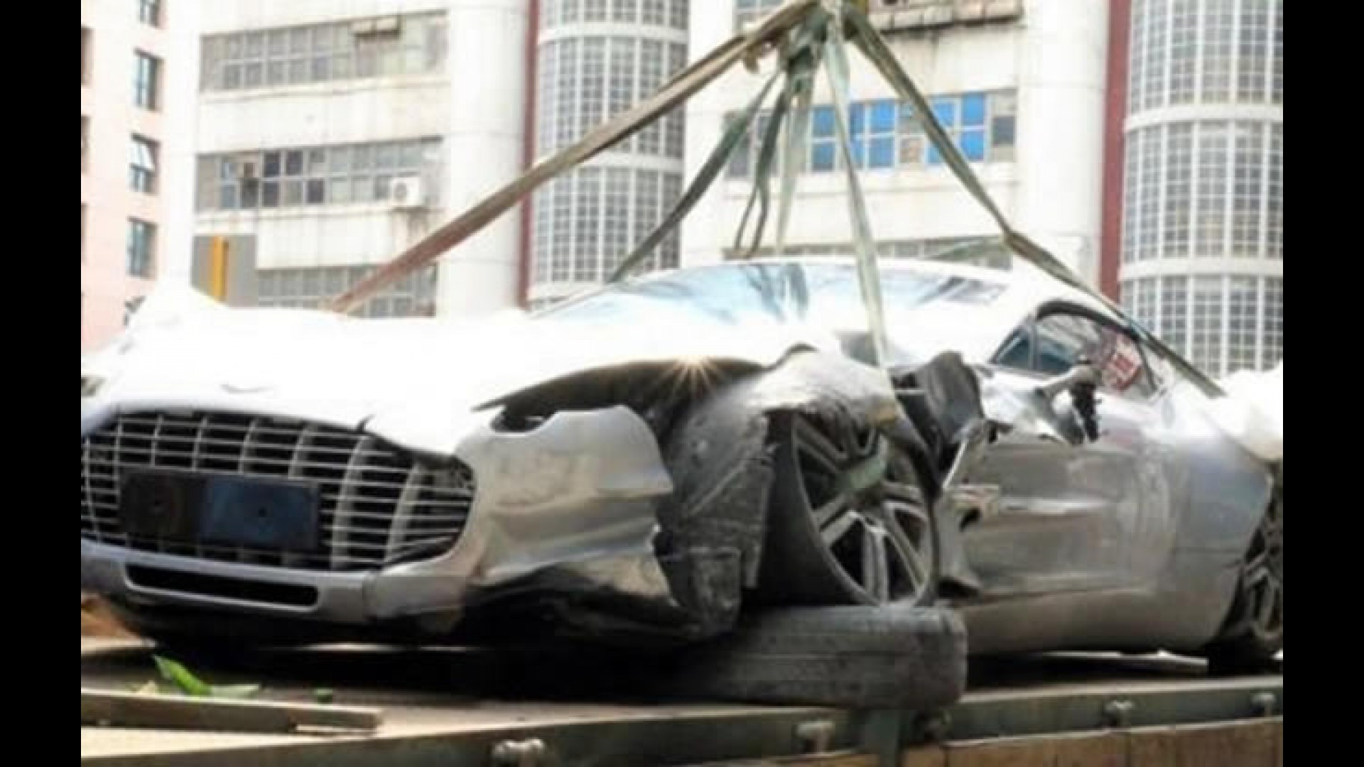 Agora So Existem 76 Aston Martin One 77