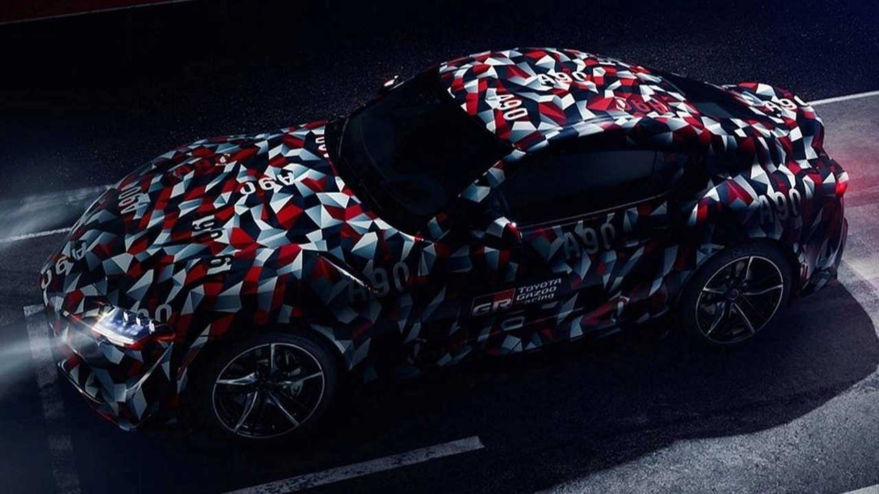 Hey, Toyota stop teasing the freaking Supra. Put up or shut up!