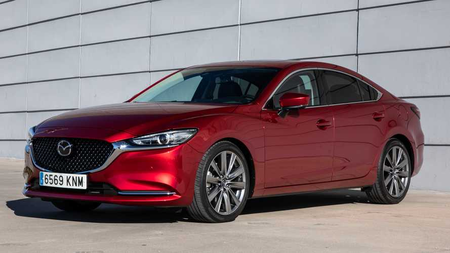 Mazda6 2.2 SKYACTIV-D 184 CV 2018, una berlina deslumbrante