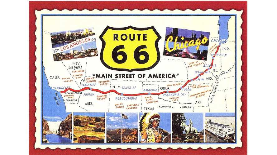 Illinois to Host Electric Vehicle Cruise-In on Famous Route 66 This Summer