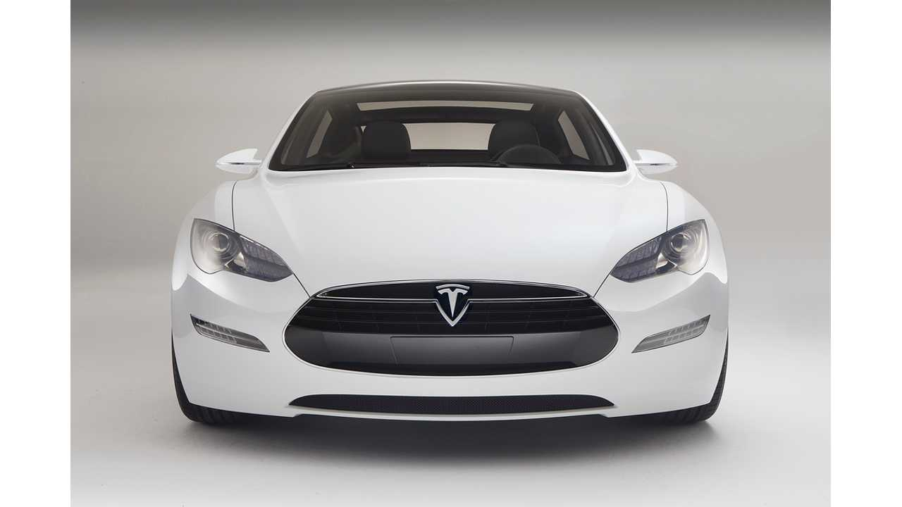 Tesla Model S - Over 2,400 Sold, 2,750 Built In Last Quarter Of 2012