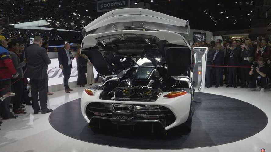 Videó: Így hangzik majd a Koenigsegg Chiron-verőnek szánt hiperautója, a Jesko