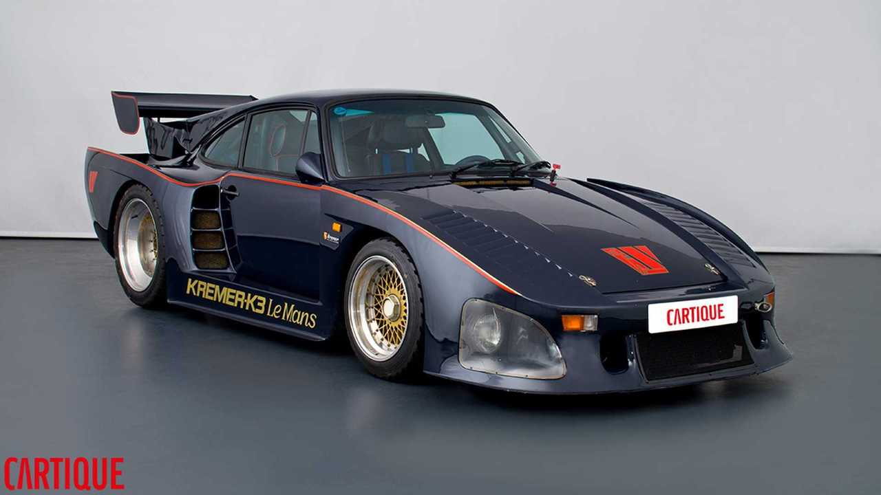 Road-legal Porsche 935 – price on request