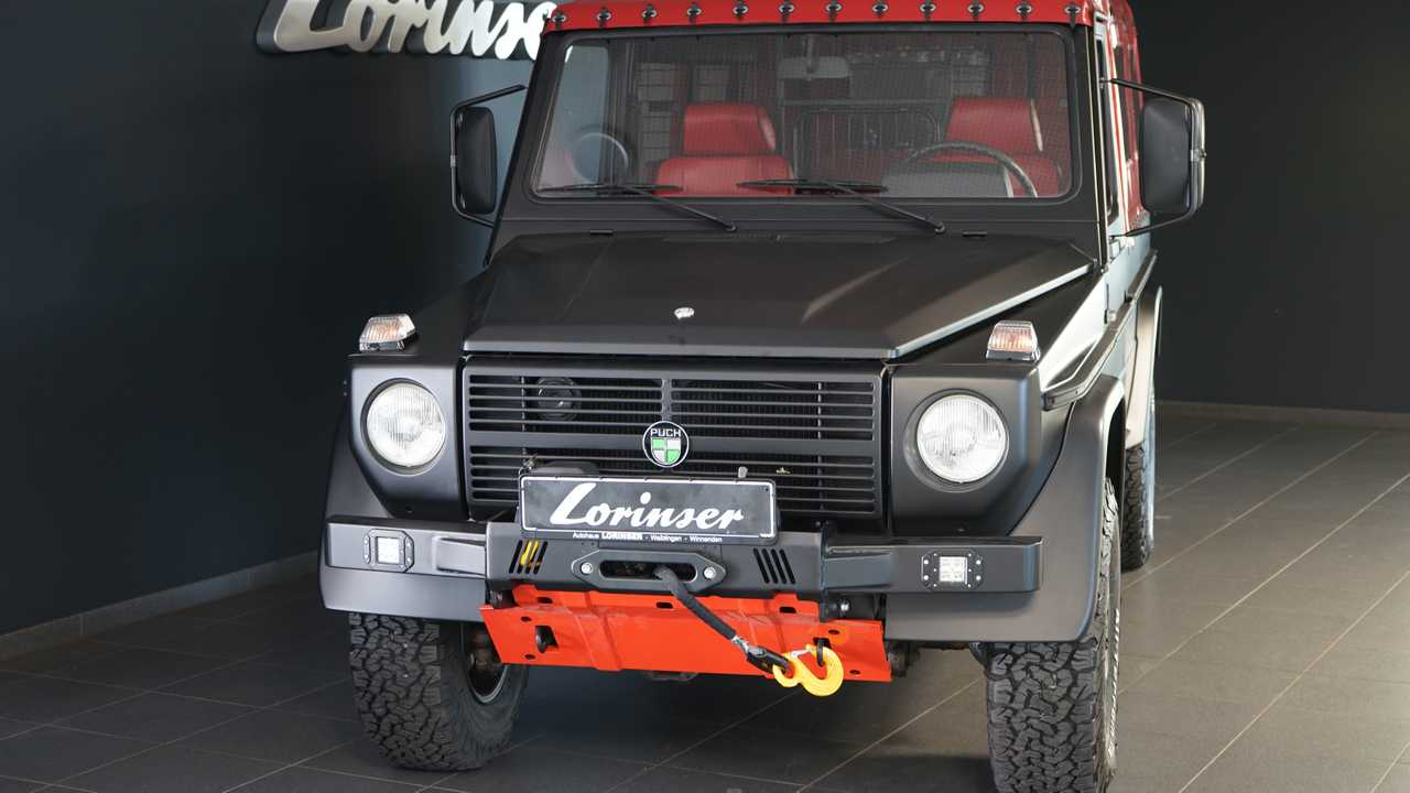 Lorinser Classic Puch G