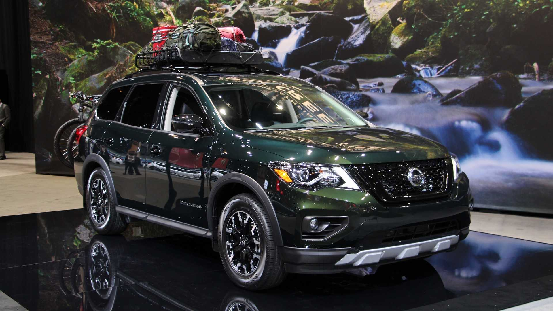 2019 Nissan Pathfinder Rock Creek Edition: Live From The Chicago Auto Show