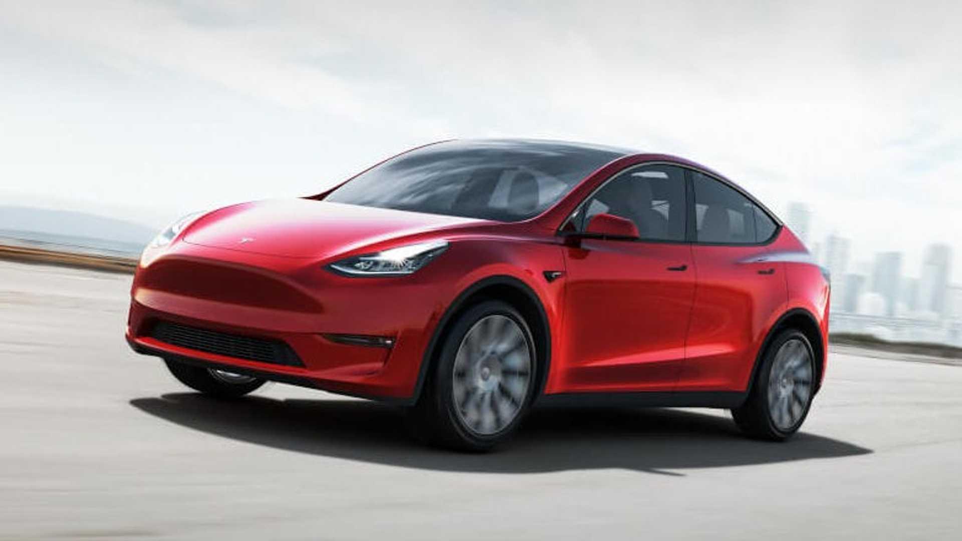 Tesla Model Y Added To NHTSA Database, VINs Registered