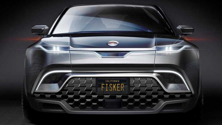 Fisker Teases $40K Electric Crossover With Roughly 300-Mile Range