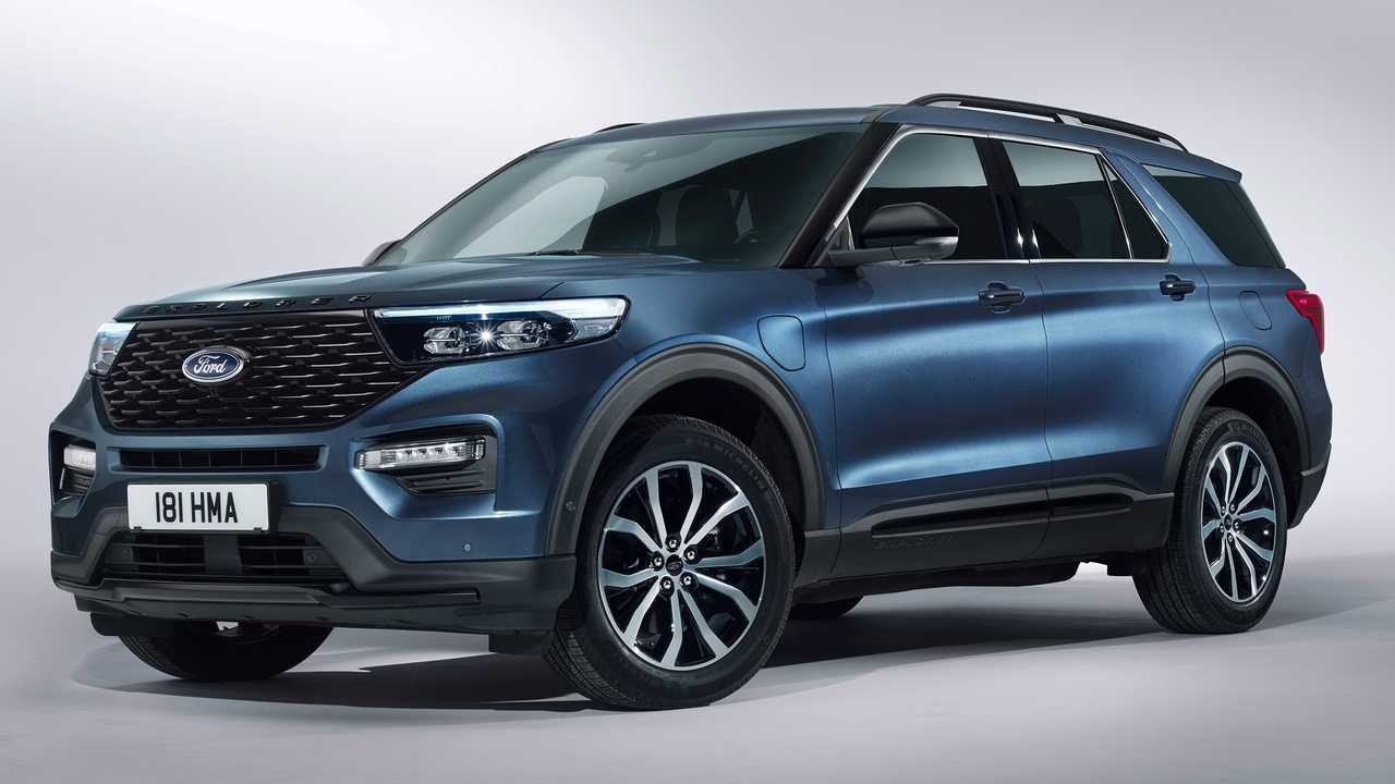2020 Ford Expedition Platinum, Diesel, Price, Specs >> 2020 Ford Explorer Phev Revealed In Europe With 450 Hp