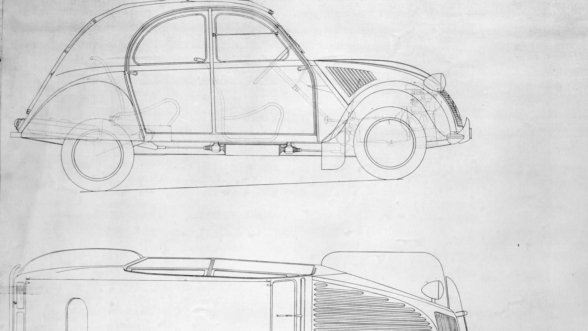 "[""Citroen 2CV Sahara 4x4""]"