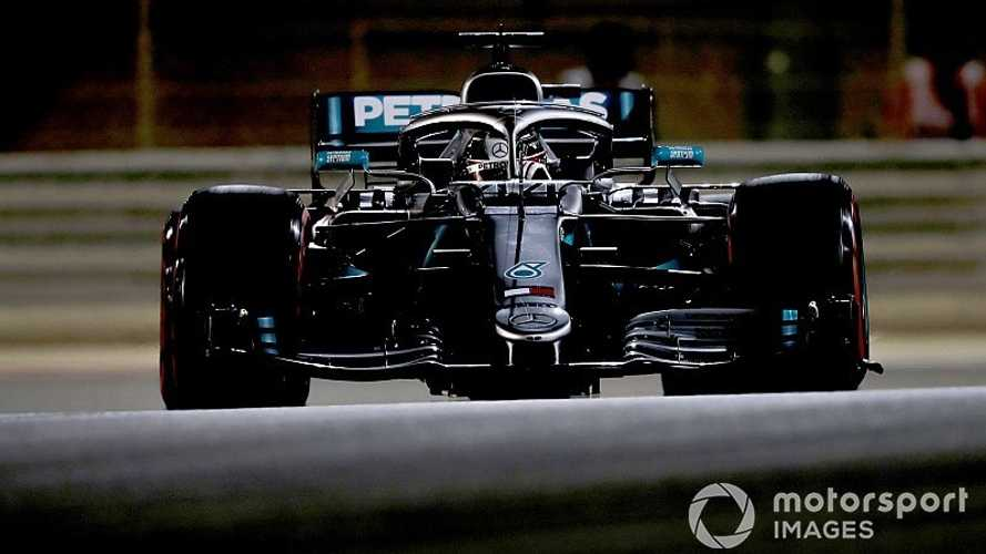 2019 Bahreyn GP: Mercedes yine önde!