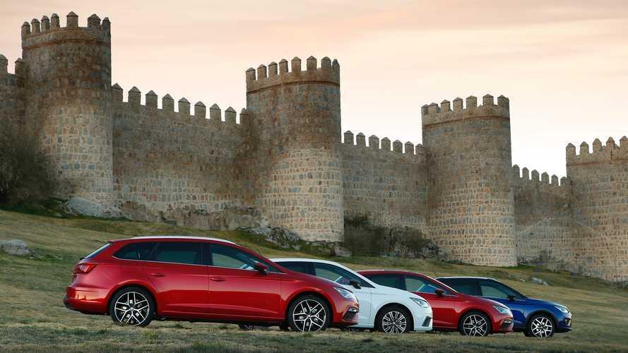 La gama SEAT TGI suma nuevos modelos y añade más tecnología
