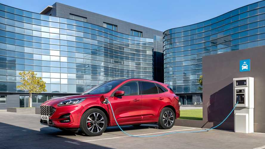 Ford Kuga (2019) kommt mit Mild-, Hybrid- und Plug-in-Hybrid-Antrieb