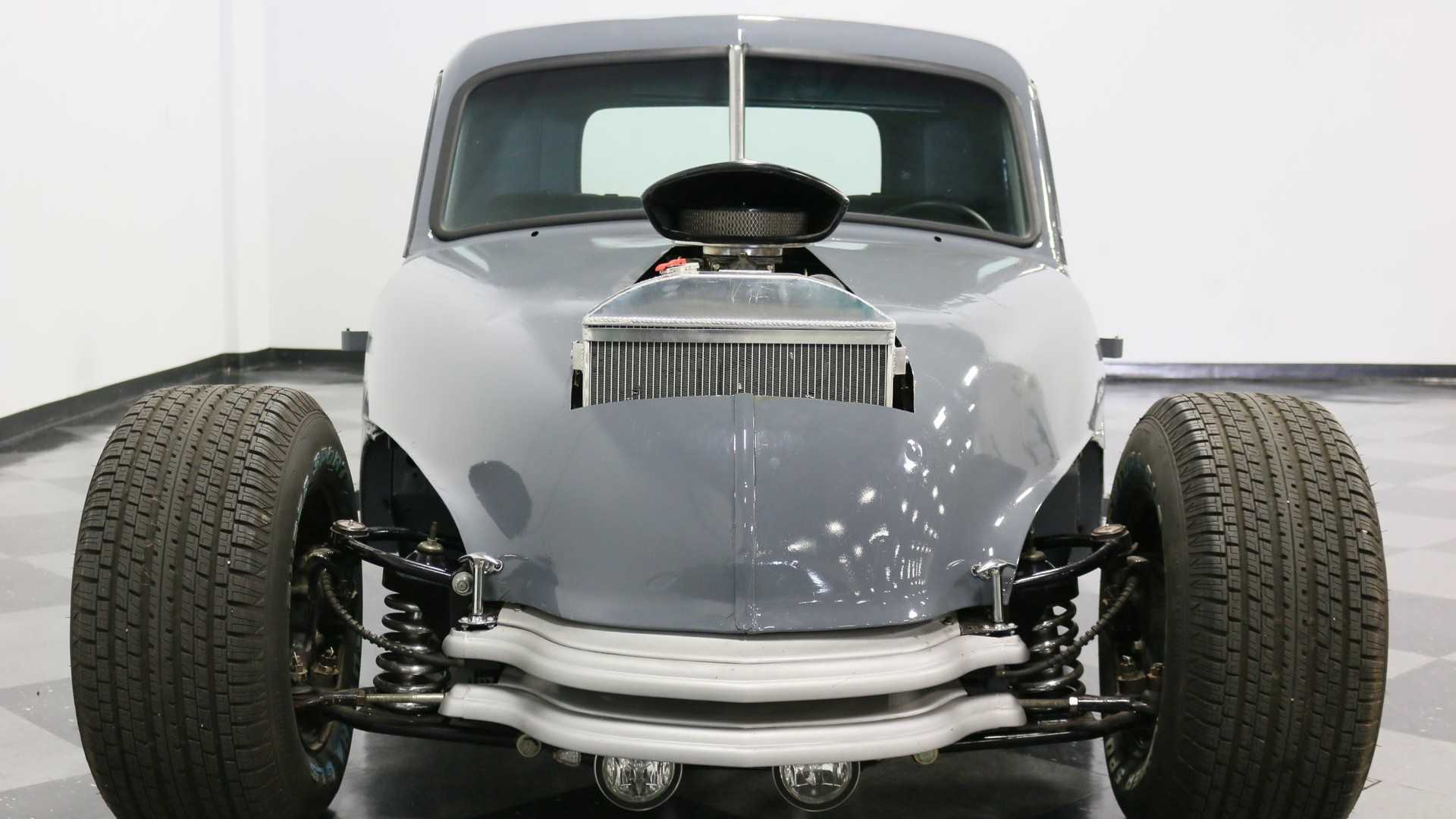 This 1948 Chevrolet 3100 Is Rat Rod Heaven | Motorious