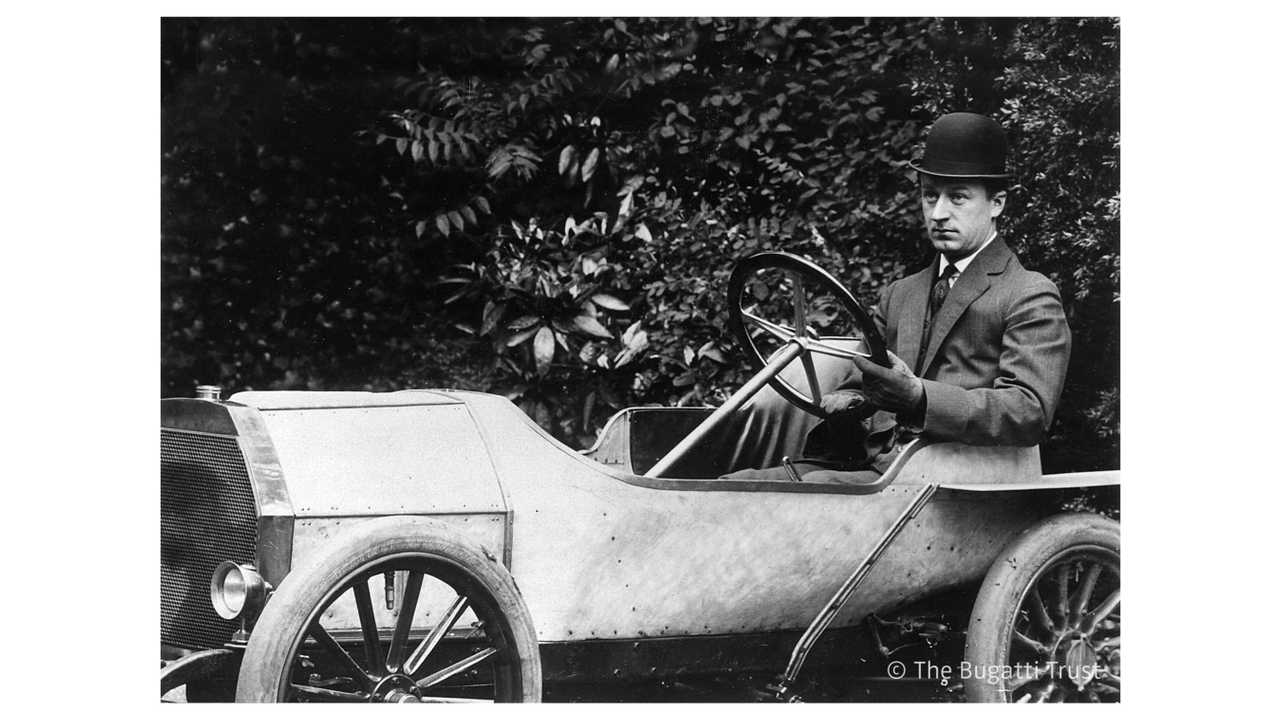 Bugatti Typ 10
