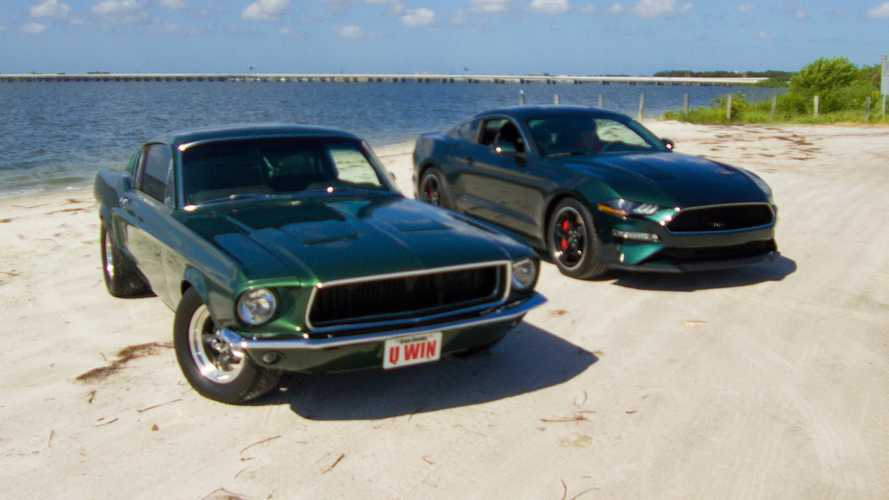 Be Steve McQueen, Win Both Of These Bullitt Mustangs