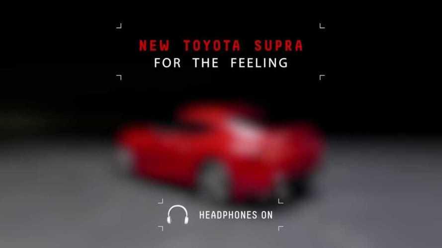 Toyota Supra, ecco il sound del motore
